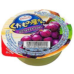 TARAMI達樂美 水果屋果凍-葡萄椰果口味(160g)