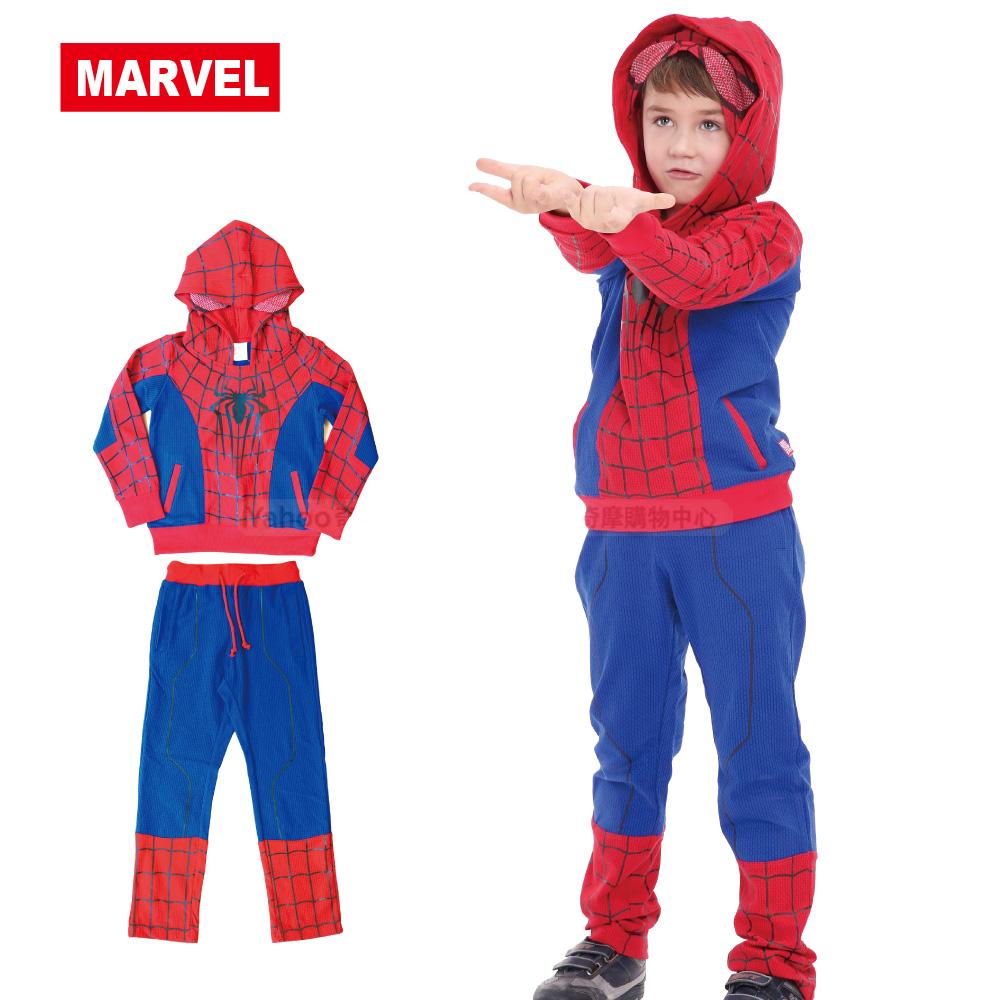 蜘蛛人全版運動套裝