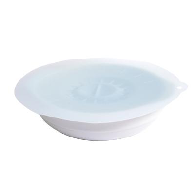 EG Home 宜居家 食品級矽膠密封保鮮蓋/膜_特大(26cm)x6入