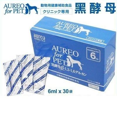日本AUREO 黑酵母 小動物用營養補助食品 ( 6 MLX 30 包)/ 1 盒