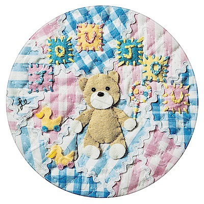 STEAMCREAM蒸汽乳霜 721-LE JOU JOU-愛的熊熊