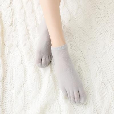 蒂巴蕾  足適康 五趾船襪