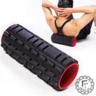 《Fun Sport》撼動力-輕擊勁滾棒(滾桶瑜珈柱瑜珈棒/Foam roller)-