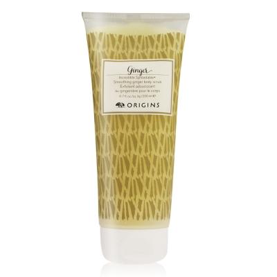 ORIGINS品木宣言 薑味暖暖香氛去角質沐浴膠200ml