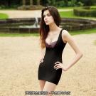 曼黛瑪璉-14AW重機能美型衣S-XL(黑)