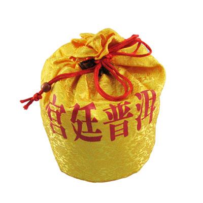 【御上品】2009年A1宮廷普洱熟茶散茶袋裝1KG