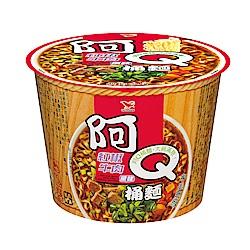 阿Q桶麵 紅椒牛肉風味桶(12入/箱)