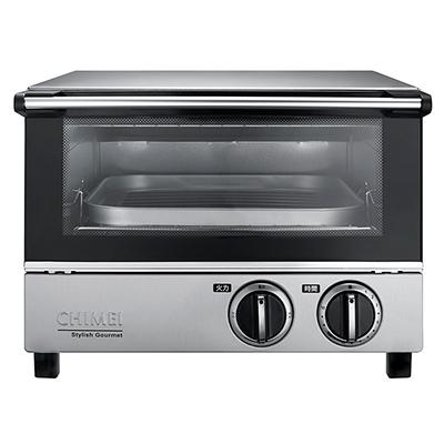 CHIMEI奇美 12L遠紅外線不鏽鋼電烤箱 EV-12S0AK
