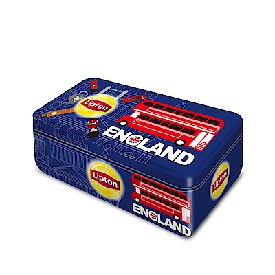 立頓 奶茶禮物盒-英國款(英式奶茶) 17.5gx6