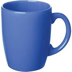 EXCELSA 陶製馬克杯(藍260ml)
