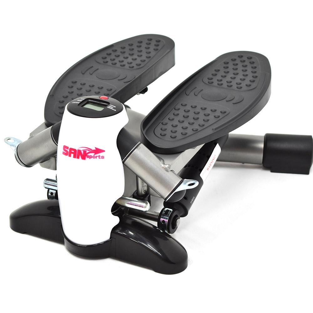 【SAN SPORTS】台灣製造 扭腰擺臀踏步機