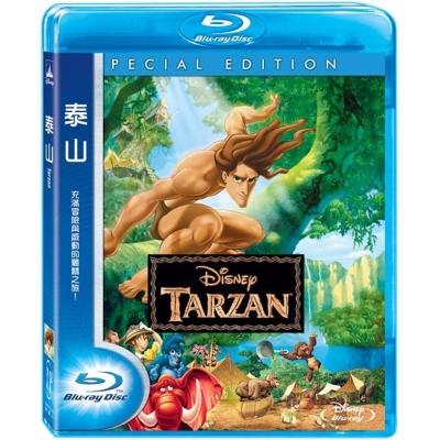 泰山 Tarzan  藍光 BD