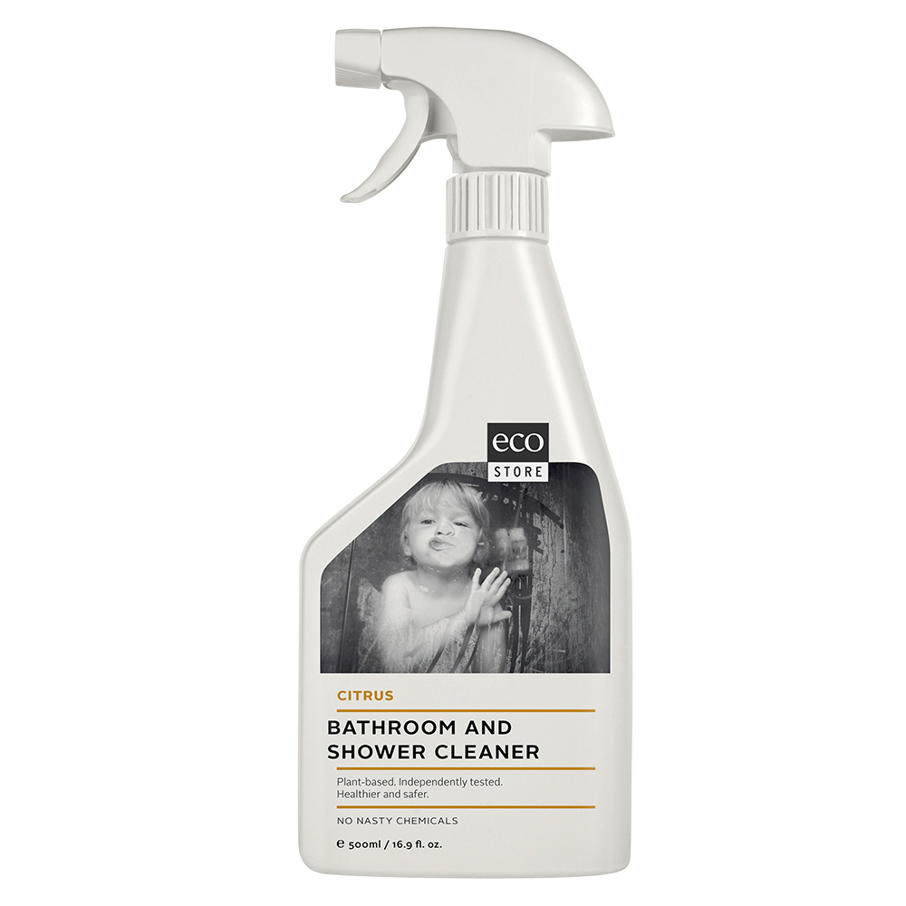 紐西蘭ecostore 環保浴廁清潔噴霧-柑橘清香 500ml