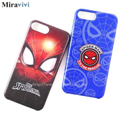 MARVEL漫威iPhone 6/6s Plus(5.5)蜘蛛人經典版超薄皮革背...