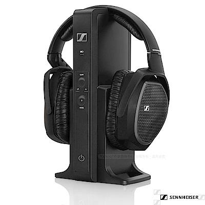 Sennheiser RS175無線耳罩式耳機含發射器