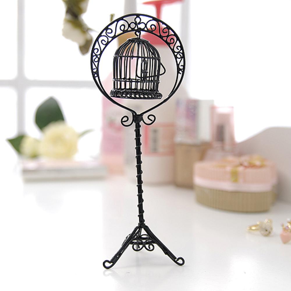 Aimee Toff 寧靜悠心故事鳥籠造型飾品架