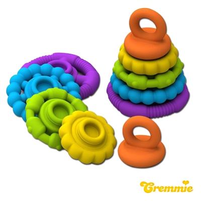 Cremmie-彩虹塔疊疊樂