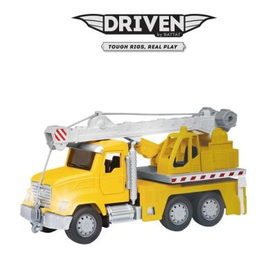 美國【B.Toys】迷你起重吊車_Driven系列