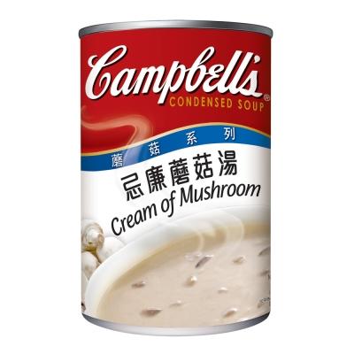 金寶 奶油蘑菇湯(10.4oz)