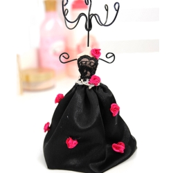 Aimee Toff 姿韻桃魅立體玫瑰飾品架