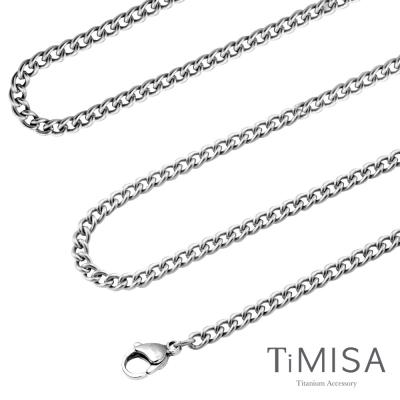 TiMISA《守護之鍊》純鈦項鍊