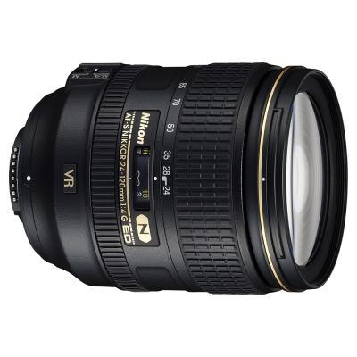 Nikon AF-S 24-120mm f/4G ED VR (彩盒裝-平輸)