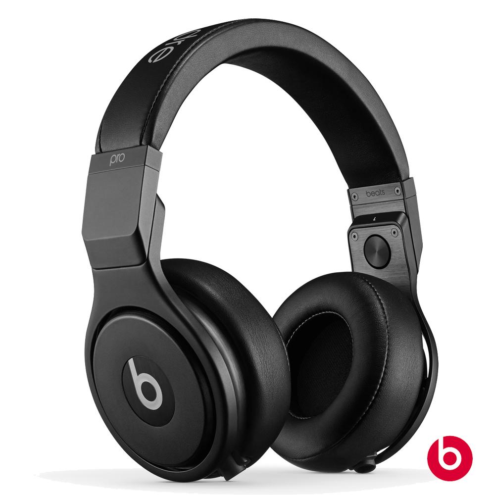 Beats Pro Infinite耳罩式耳機- 極致黑