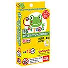 【HiFrog】蛙!蚊剋星 台製天然全效型驅蚊防蚊貼48枚