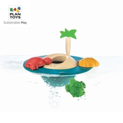 GMP BABY PLAN TOYS漂浮小島-玩水組1組1Y