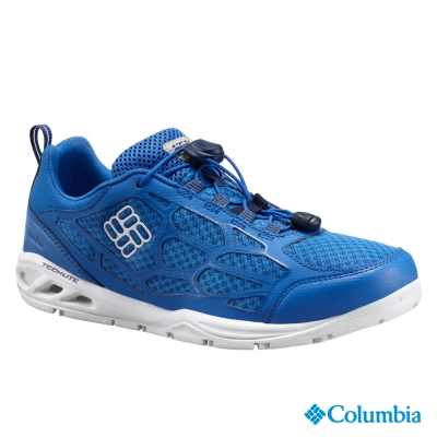 【Columbia哥倫比亞】男-水陸兩用鞋-亮藍色 UBM26730EL