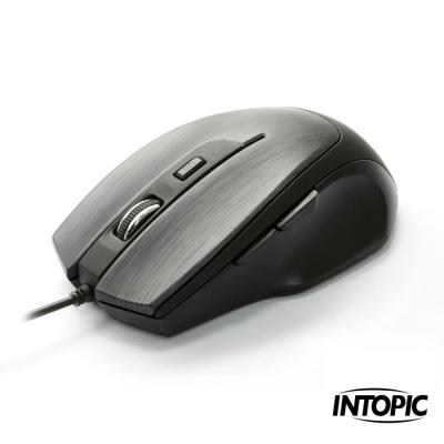 INTOPIC廣鼎UFO 飛碟光學滑鼠 MS-061