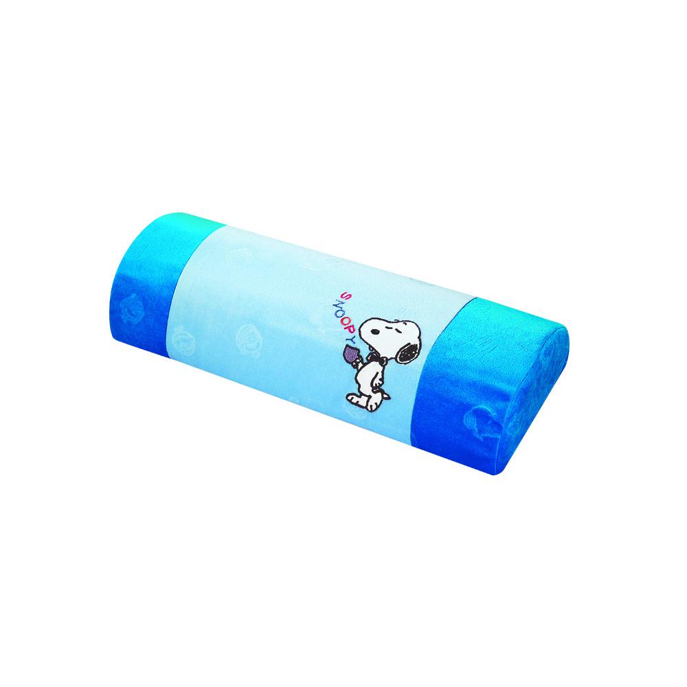【SNOOPY】 記憶萬用枕-藍