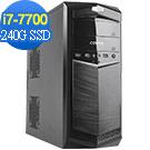 技嘉H110平台[劍影魔神-Win10]i7四核效能燒錄SSD電腦