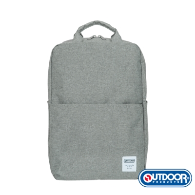OUTDOOR- 極簡生活2.0系列-後背包-雪白淡灰-OD49956LGYS