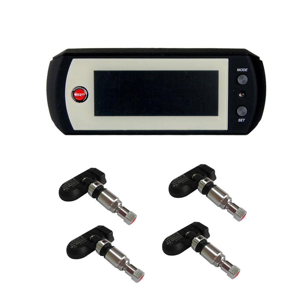ORO W410A 智慧自動定位 胎內式 胎壓監測器-快