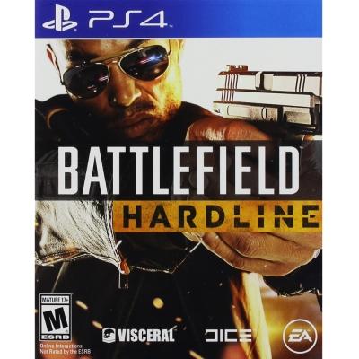 戰地風雲:強硬路線 Battlefield Hardline-PS4英文美版