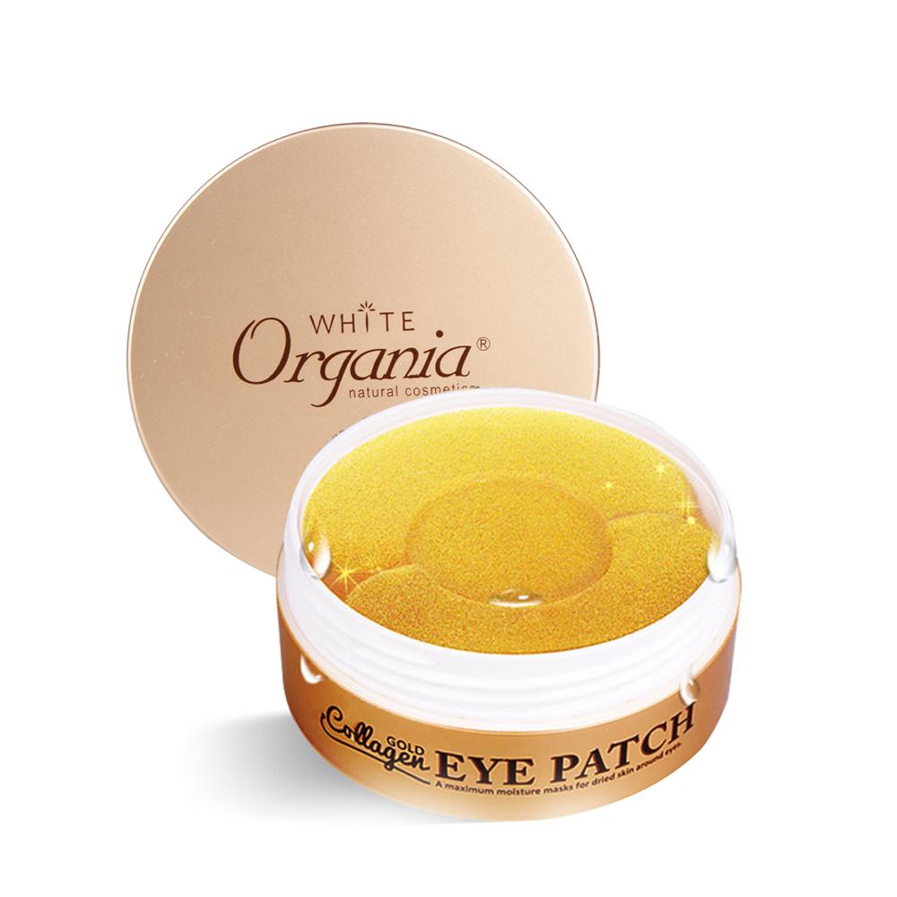 Organia歐格妮亞 黃金膠原全效眼膜 重點保養膜60 30片