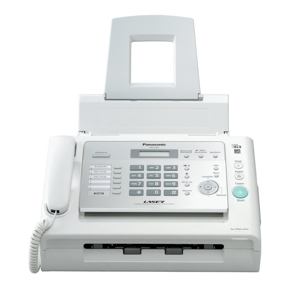 Panasonic國際牌 高速雷射傳真機 KX-FL323TW