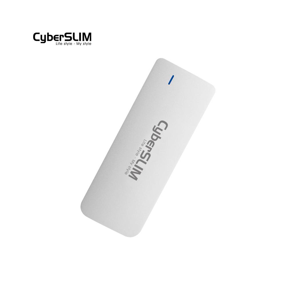 CyberSLIM M2  256G 行動固態硬碟 USB3.1 (Type-c)