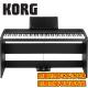 KORG B1SP BK 88鍵數位電鋼琴 時尚黑色款 product thumbnail 1
