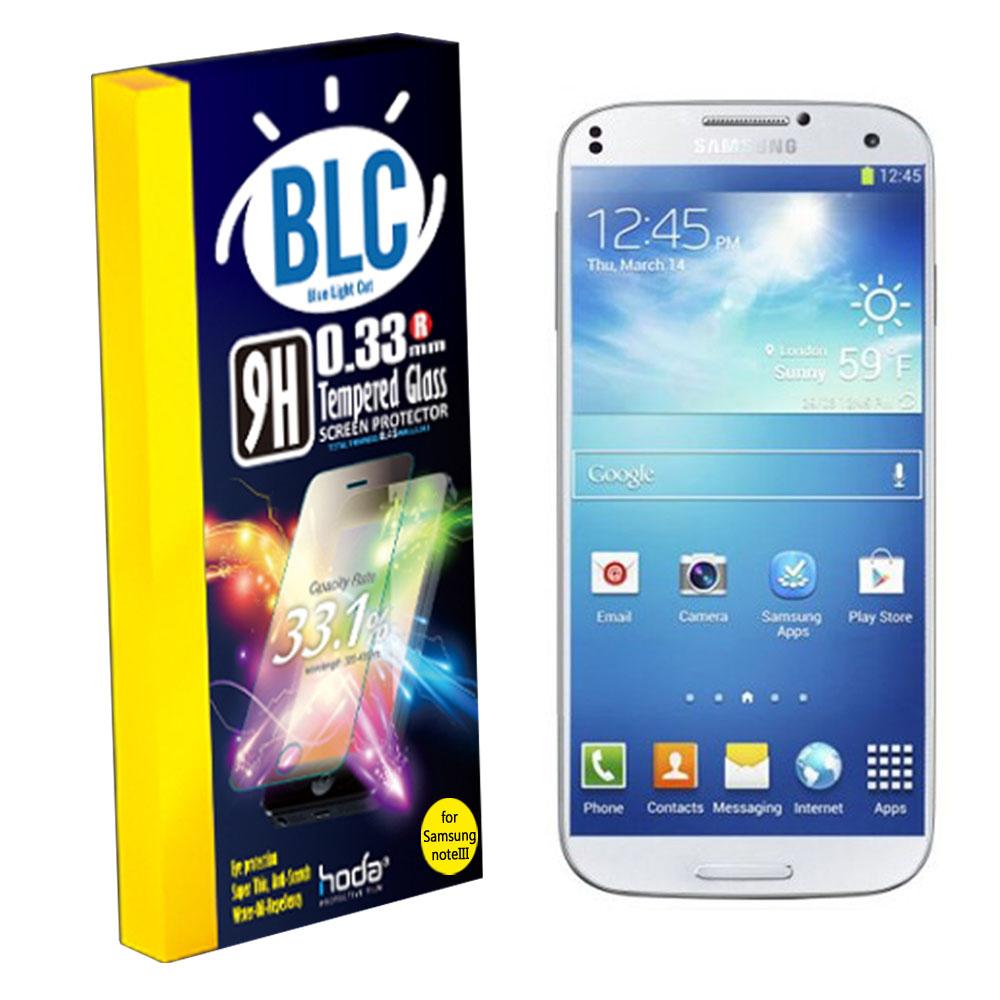 hoda SAMSUNG NOTE3 GLAB抗藍光 鋼化玻璃保護貼