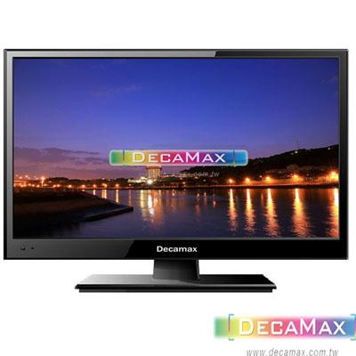 DECAMAX-15-6吋-LED顯示器-類比視訊盒-DM-156AT