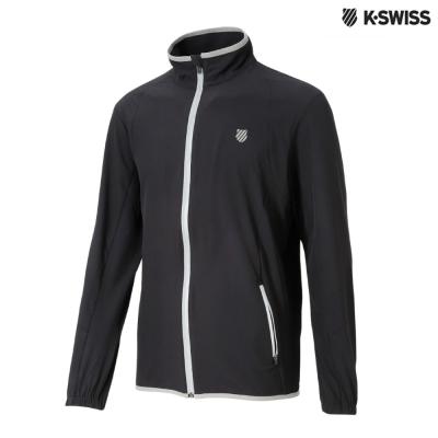 K-Swiss Perf. Windbreaker風衣外套-男-黑 @ Y!購物