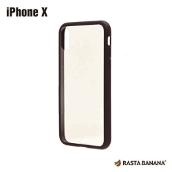 RASTA BANANA  iPHONE X 耐衝擊複合邊框