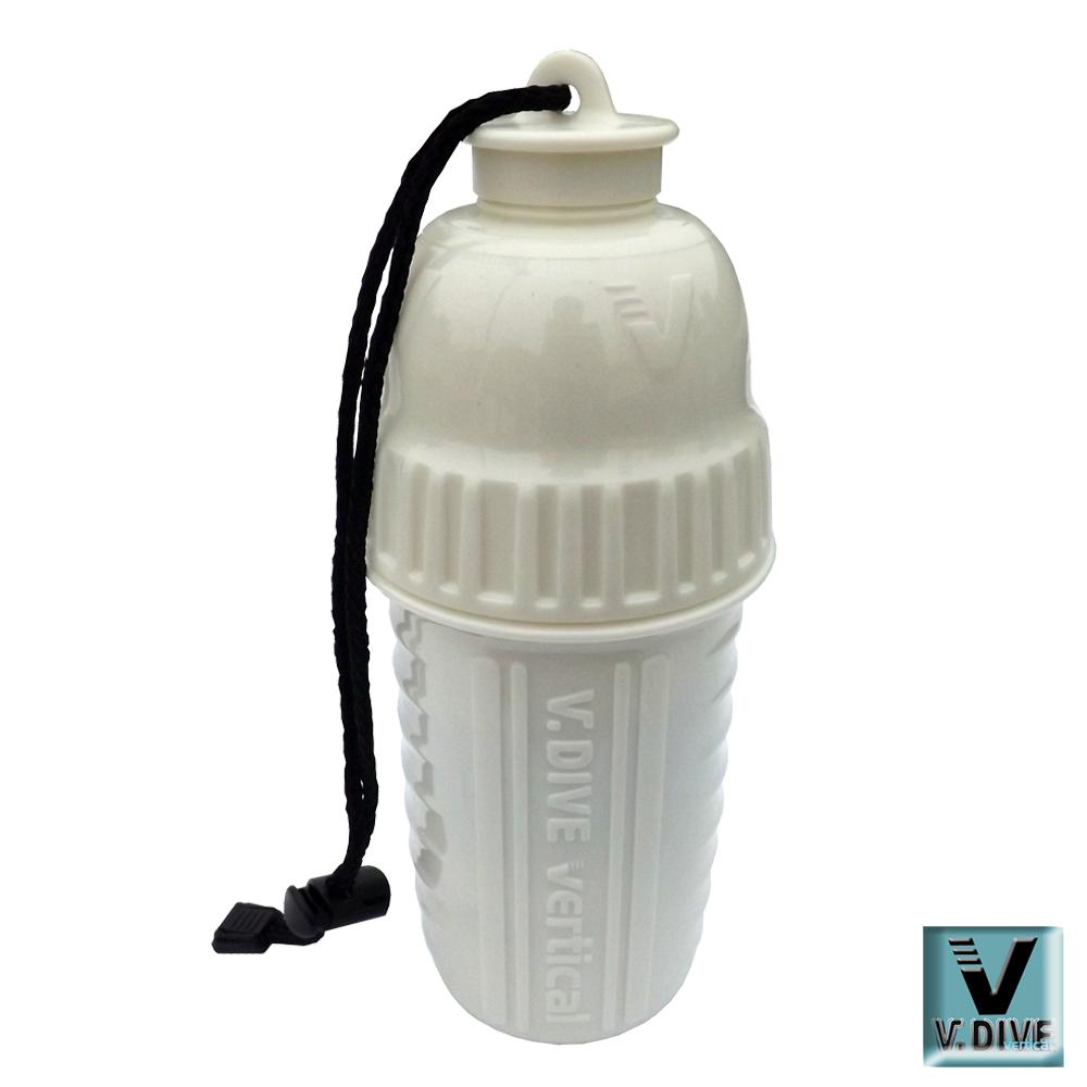 V.DIVE 威帶夫造型防水盒  VBD01A 全白