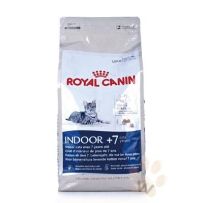 法國皇家 IN7+(M27)室內老貓飼料 3.5KG 兩包組