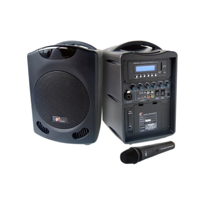 UR SOUND 單頻藍芽MP3無線手提擴音機 PU300B