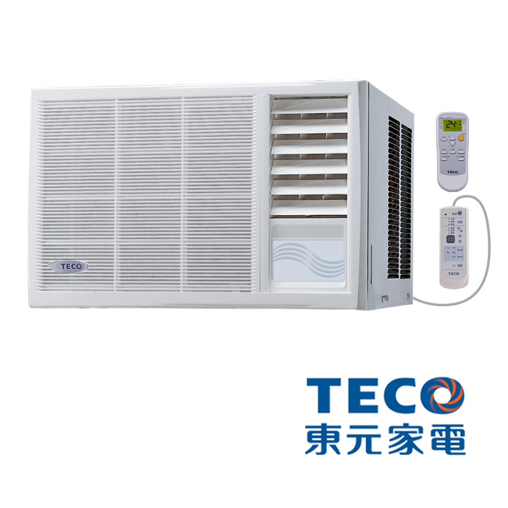 TECO東元 7-9坪 東元高能效窗型冷氣 右吹式(MW36FR1)