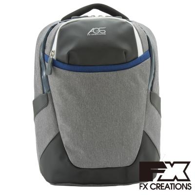 FX CREATIONS-FTX系列-小後背包-淺灰-FTX69767A-21