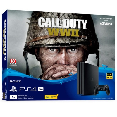 PS4-Pro-Call-of-Duty-WWll